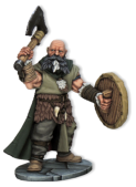 BARBARIAN Man at Arms