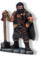 Barbarians produce all of the same soldier types found in the armies of other nations. They have few knights, templars, marksmen and other specialists, but they make up for this shortage with a greater number of berserkers .