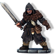 To hire a crow master, a wizard must have an established base inside of Frostgrave. He must then have spent 100gc to acquire a Crow Roost upgrade for his base. Each Crow Roost so purchased allows the wizard to hire one crow master.