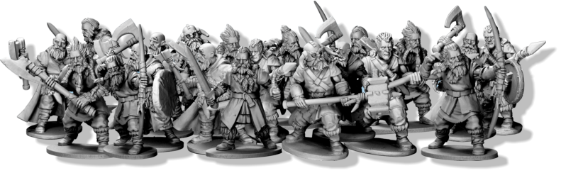 FGVP04 Frostgrave Barbarians