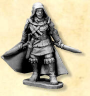 Not all of the wizards who hunt the frozen ruins are honourable. While most see the dangers and conflicts within Frostgrave as a necessary evil, there are a few who actually delight in the violence, the bloodshed, and the death.