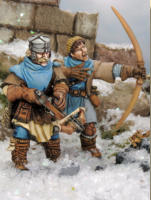 The mortality rate for soldiers in the ruins of Frostgrave is quite high, and wizards should expect to have to replace their soldiers on a regular basis.