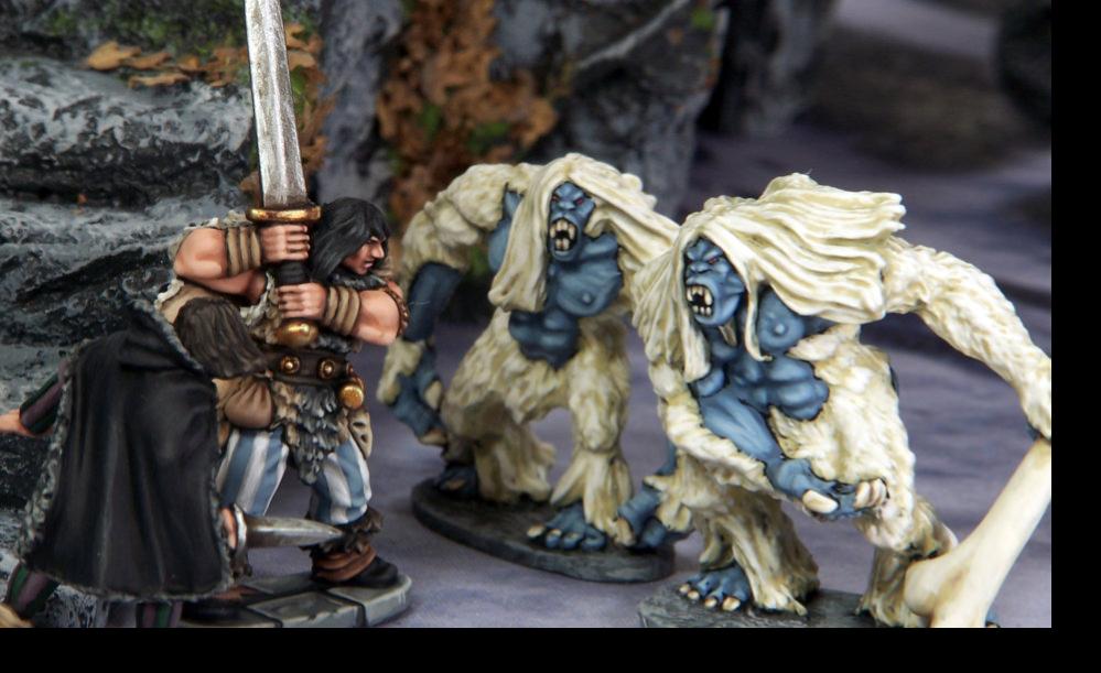 Frostgrave wargame & miniatures 3157