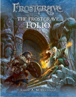 The Frostgrave Folio is the complete collection of all previously released Frostgrave mini-ebook supplements in one printed volume.