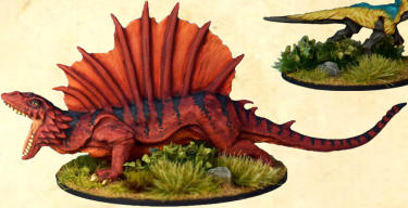 The saurians are a varied group of extremely large lizard creatures that are uniquely found in the Ghost Archipelago. Some theorize that they are relics of an earlier age, though there is no strong evidence for this.