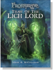 FROSTGRAVE -Thaw of the Lich Lord Book with free tokens