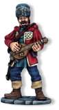 These tale-tellers and song-masters are commonly known as bards, and some have been known to join a wizard's warband to venture into the ruins. Although bards are not great fighters, they are inspirational companions.