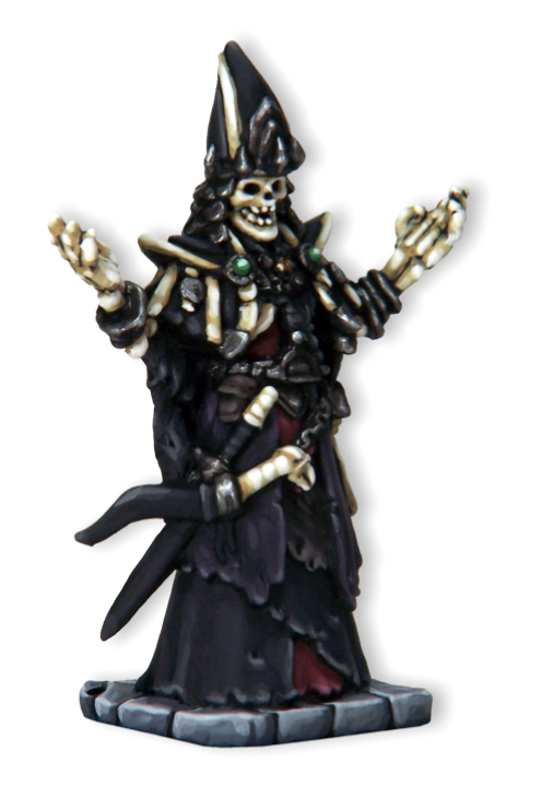 Zombie Master FROSTGRAVE Thaw of the...