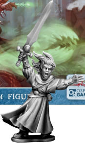The new 'all female' Frostgrave Wizards plastic box set is coming very soon. With just as many head, arm and equipment variants as Wizards 1, no two Frostgrave Wizards need ever look the same again.