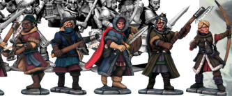 Soldiers is a catch-all term for the living, non-magical mercenaries that can be hired by a wizard. Thug, Thief, Archer, Crossbowman, Infantryman, Tracker, Man-at-Arms, Treasure Hunter, Knight, Templar, Ranger, Barbarian, Apothecary, Marksman,