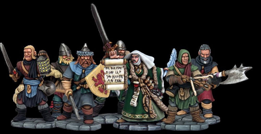 Frostrgrave: el juego y las miniaturas 8672