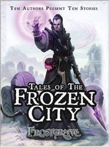BP1472 - Frostgrave - Tales of the Frozen City
