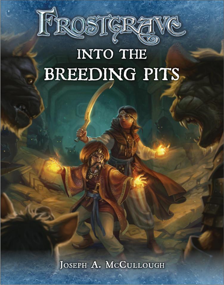 Into the Breeding Pits -  Osprey Publishing