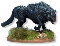 This Norse Legendary creature for the game Of Gods and Mortals is part of the Norse Legends box set. The figure is available here on its own as part of the Nickstarter promotion. Fenris Wolf will only be available in the box set after the Nickstarter.