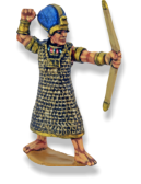 The figure is available hThe Pharaoh in Chariot will only be available in the box set after the Nickstarter promotion ends in November 2013.