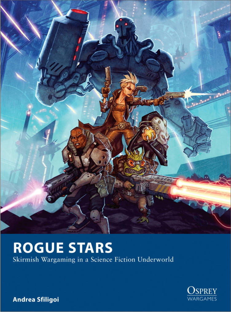 Image result for rogue stars nickstarter