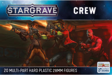 Players must hire a crew for their ship, recruiting a lieutenant with a unique skill-set and a handful of soldiers, mechanics, hackers, and other specialists.