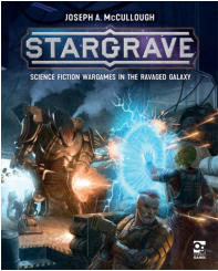 In Stargrave, players take on the role of one of these independent operators, choosing from a range of backgrounds each with their own strengths, weaknesses, and associated powers.