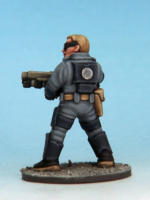 Soldiers listed with Grenades carry both smoke and fragmentation grenades and may choose which type to use at any time. A figure carrying grenades is assumed to have as many of either type as they need for a given game.