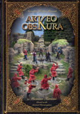 BP1548 - Arkeo Obskura - Horror Skirmish.