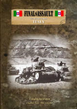Torriani Games Final Assault ITALY list of units