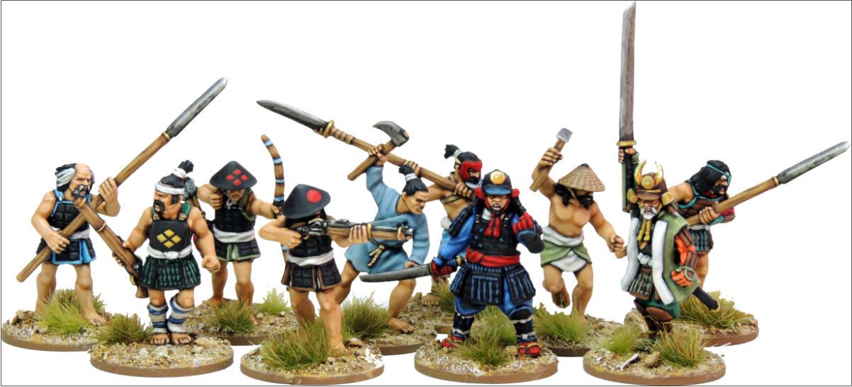 RONIN: Skirmish Wargaming in the Age of the Samurai